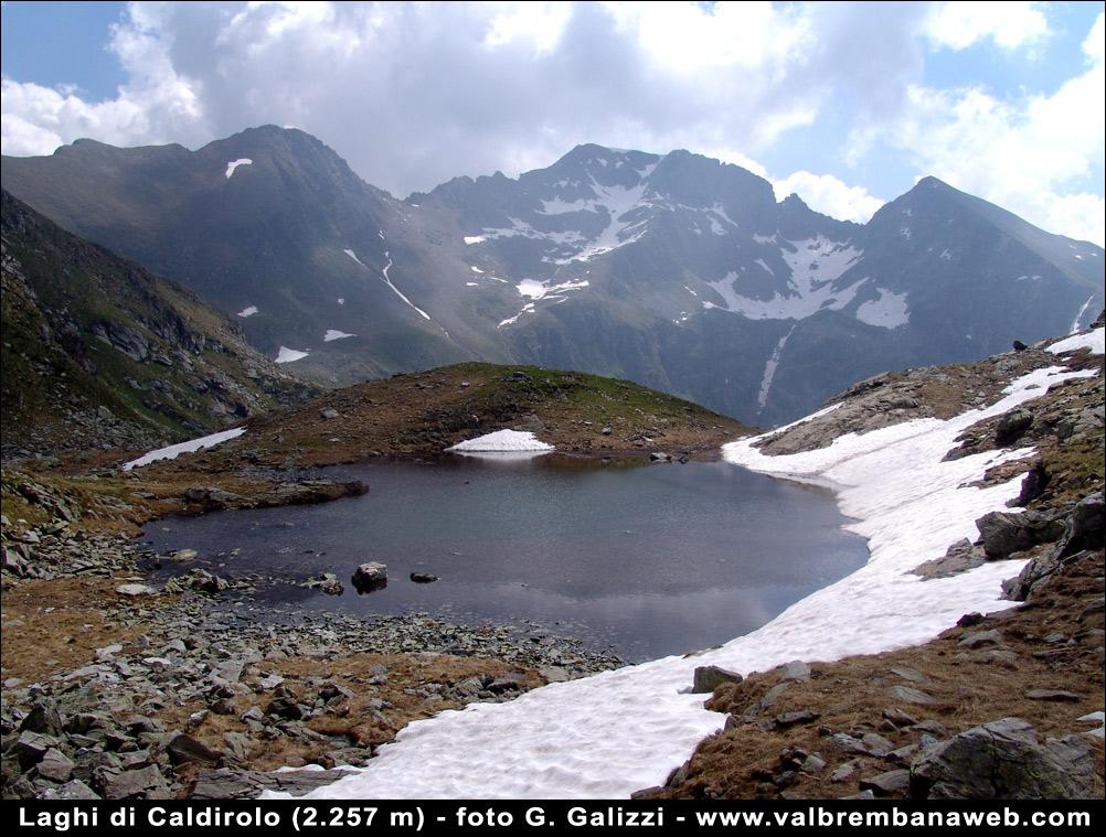 Laghetti alpini valle brembana orobie for Disegni di laghi