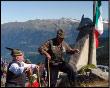 Raduno Alpino al Passo San Marco