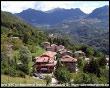 Fieno (640 m), frazione di Bracca