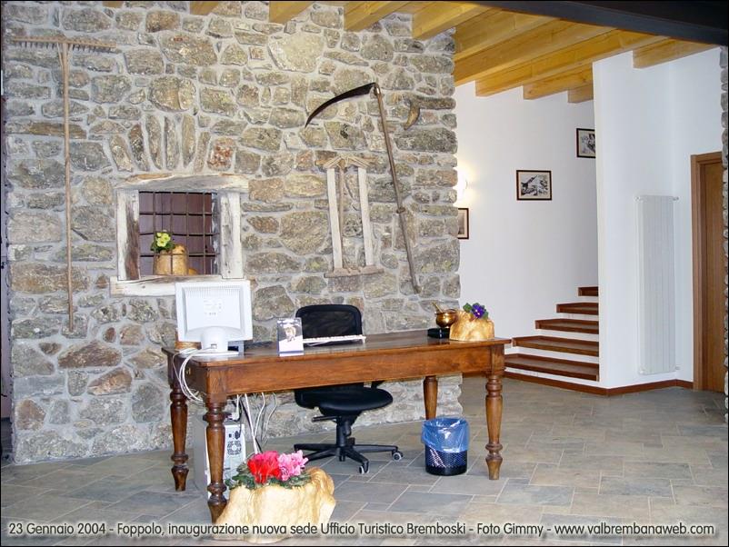 Foppolo inaugurazione ufficio turistico bremboski for Ufficio 415 bis milano