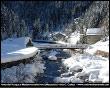 Paesaggi invernali Ponte dell'Acqua
