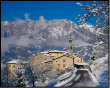 Paesaggi innevati San Giovanni Bianco