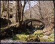 Antico ponticello in Val Boione