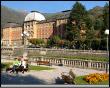 Restauro Grand Hotel di San Pellegrino Terme