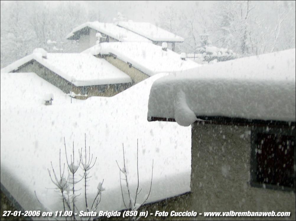 nevicata del 27 gennaio 2006
