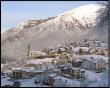 Paesaggi invernali Oltre il Colle