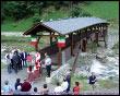 Inaugurazione Ponte in legno
