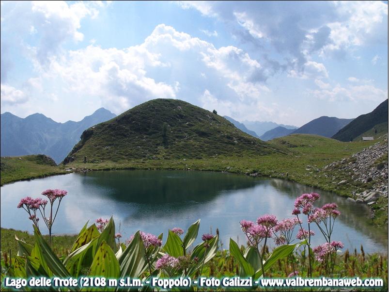 Laghi alpini valle brembana orobie for Realizzazione laghetti artificiali quanto costa